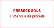 Presses Triaxiales SOLS